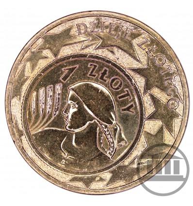 2 ZŁ 2004 - DZIEJE ZŁOTEGO - 1 ZŁ 1924