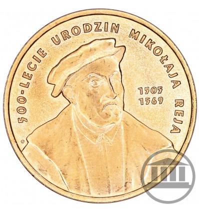 2 ZŁ 2005 - MIKOŁAJ REJ