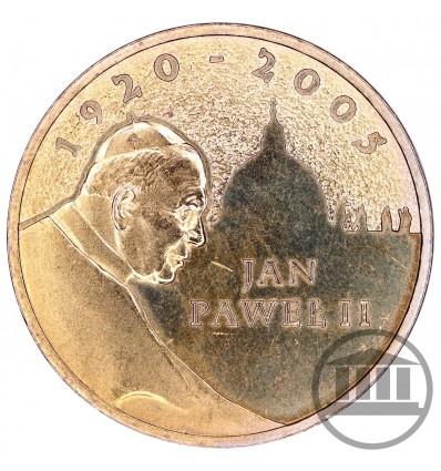 2 ZŁ 2005 - JAN PAWEŁ II
