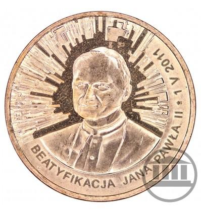 2 ZŁ 2011 - BEATYFIKACJA JANA PAWŁA II