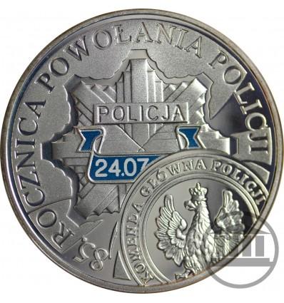 10 ZŁ 2004 - 85-LECIE POLICJI