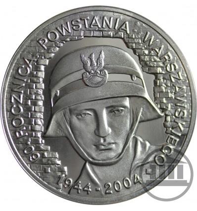 10 ZŁ 2004 - 60. ROCZNICA POWSTANIA WARSZAWSKIEGO