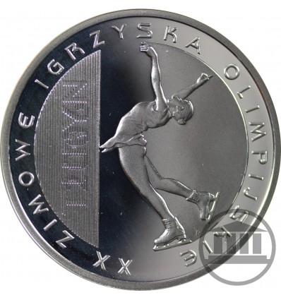 10 ZŁ 2006 - XX ZIMOWE IGRZYSKA OLIMPIJSKIE - TURYN