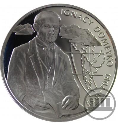 10 ZŁ 2007 - IGNACY DOMEYKO