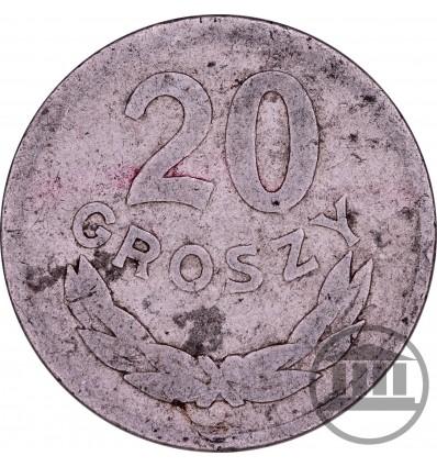 20 GR 1957 BEZ ZNAKU