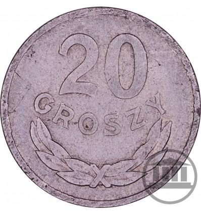 20 GR 1961 BEZ ZNAKU