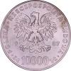 10 000 ZŁ 1987 - JAN PAWEŁ II