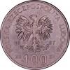 100 ZŁ 1987 - KAZIMIERZ III WIELKI