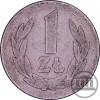 1 ZŁ 1949 BEZ ZNAKU - AL