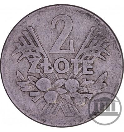 2 ZŁ 1959 BEZ ZNAKU