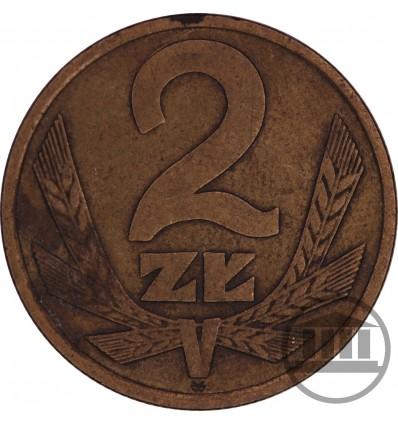 2 ZŁ 1977 BEZ ZNAKU