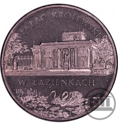 2 ZŁ 1995 - PAŁAC KRÓLEWSKI W ŁAZIENKACH