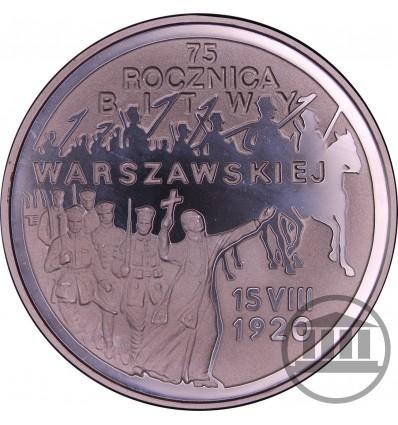 20 ZŁ 1995 - 75. ROCZNICA BITWY WARSZAWSKIEJ