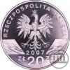 20 ZŁ 2007 - FOKA SZARA