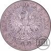 5 ZŁ 1933 - GŁOWA KOBIETY - POLONIA