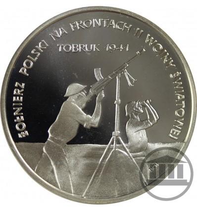 100 000 ZŁ 1991 - TOBRUK