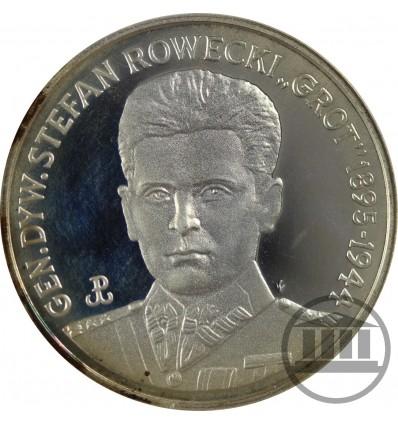 200 000 ZŁ 1990 - GENERAŁ STEFAN ROWECKI - GROT