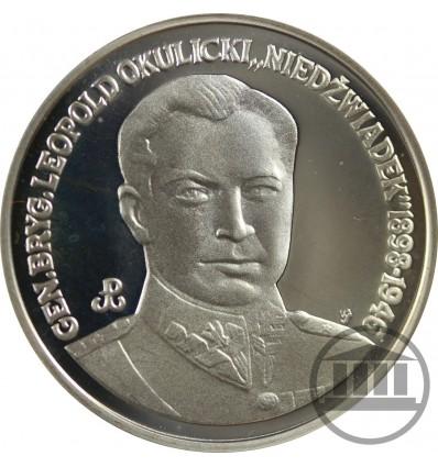 200 000 ZŁ 1991 - GENERAŁ LEOPOLD OKULICKI - NIEDŹWIADEK