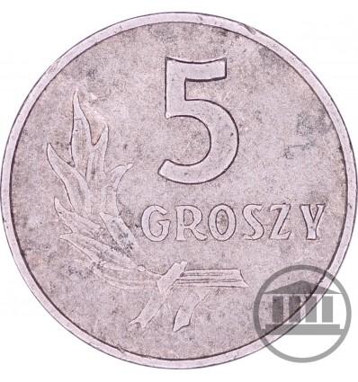 5 GR 1959 BEZ ZNAKU
