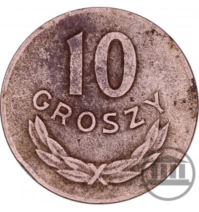 10 GR 1949 BEZ ZNAKU - CUNI