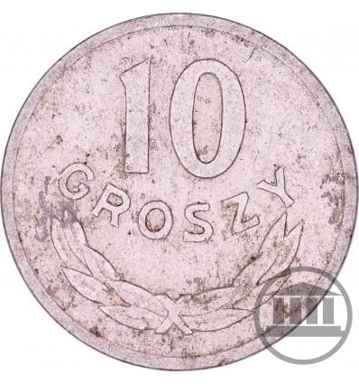 10 GR 1963 BEZ ZNAKU
