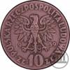 10 ZŁ 1959 BEZ ZNAKU - MIKOŁAJ KOPERNIK