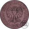 10 ZŁ 1959 BEZ ZNAKU - TADEUSZ KOŚCIUSZKO