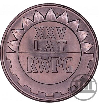 20 ZŁ 1974 - XXV LAT RWPG
