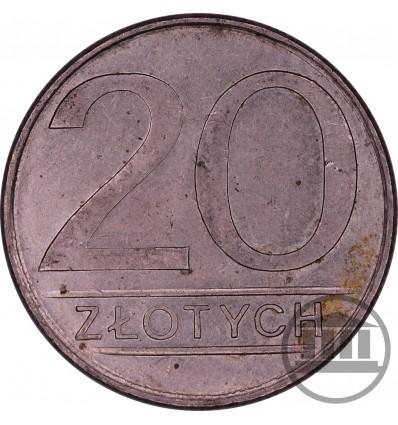 20 ZŁ 1984