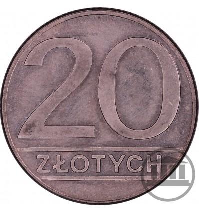 20 ZŁ 1990