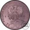 50 ZŁ 1980 - BOLESŁAW I CHROBRY
