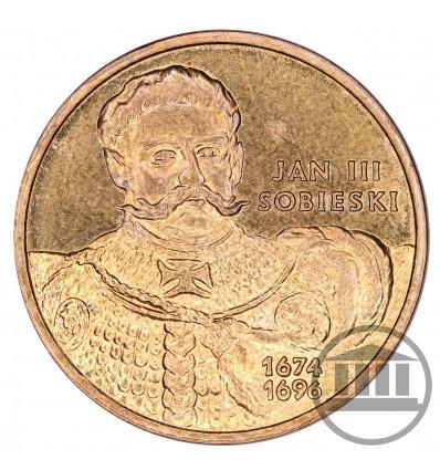 2 ZŁ 2001 - JAN III SOBIESKI