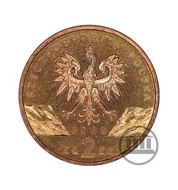 2 zł 2000 - Dudek - awers