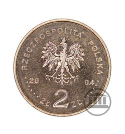 2 zł 2004 - Wstąpienie Polski do Unii Europejskiej - awers
