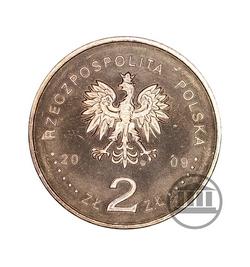 2 zł 2009 - Wybory 4 Czerwca 1989 - Okrągły Stół - awers