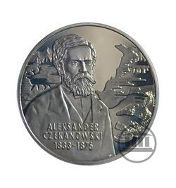 10 zł 2004 - Aleksander Czekanowski - rewers