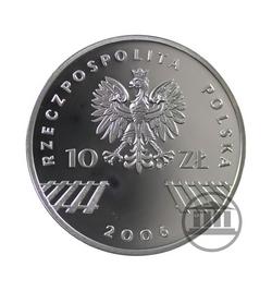 10 zł 2006 - 30 rocznica Czerwca 76 - awers