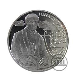 10 zł 2007 - Ignacy Domeyko - rewers