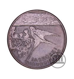 20 000 zł 1993 - Jaskółki - rewers