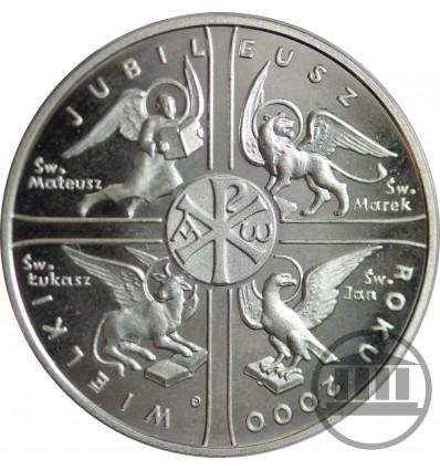 10 ZŁ 2000 - WIELKI JUBILEUSZ ROKU 2000