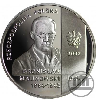 10 ZŁ 2002 - BRONISŁAW MALINOWSKI