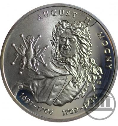 10 ZŁ 2002 - AUGUST II MOCNY