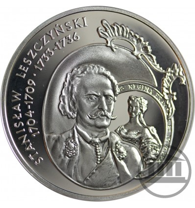 10 ZŁ 2003 - STANISŁAW LESZCZYŃSKI - POPIERSIE