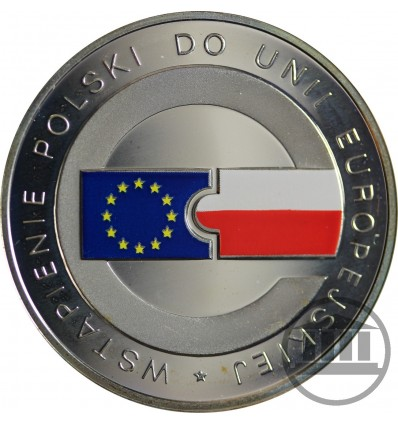 10 ZŁ 2004 - WSTĄPIENIE POLSKI DO UNII EUROPEJSKIEJ