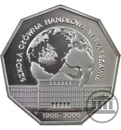 10 ZŁ 2006 - SZKOŁA GŁÓWNA HANDLOWA W WARSZAWIE