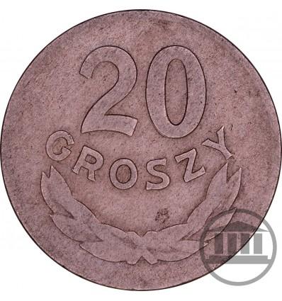 20 GR 1949 BEZ ZNAKU - CUNI